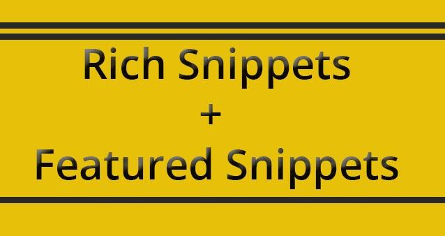 Rich Snippets und Featured Snippets für noch mehr qualifizierte Besucher #013