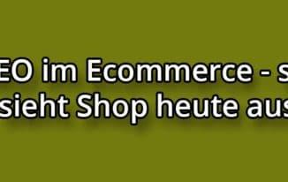 SEO für Online-Shops – das sollte man wissen – im Gespräch mit Markus Hövener #020