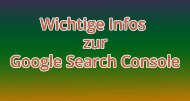 Die wichtigsten Fakten zur Search Console – im Gespräch mit Sven Giese #030