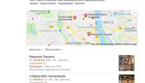 Local SEO – Der Google MyBusiness Eintrag #086