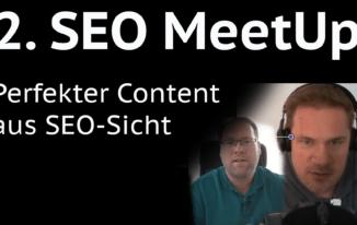 SEO Content in Zeiten von KI, User Signals und was man sonst wissen sollte #092