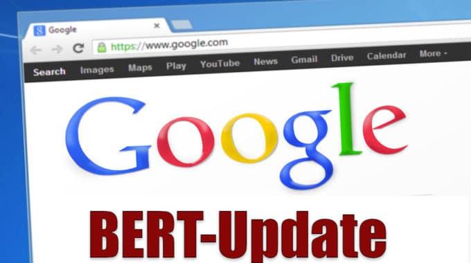 Wer oder was ist das BERT-Update? #108