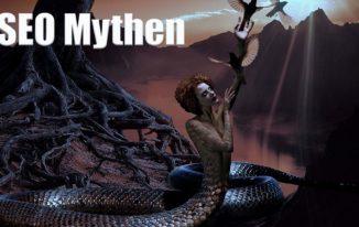 SEO-Mythen – ja es gibt sie und wir räumen damit auf #111