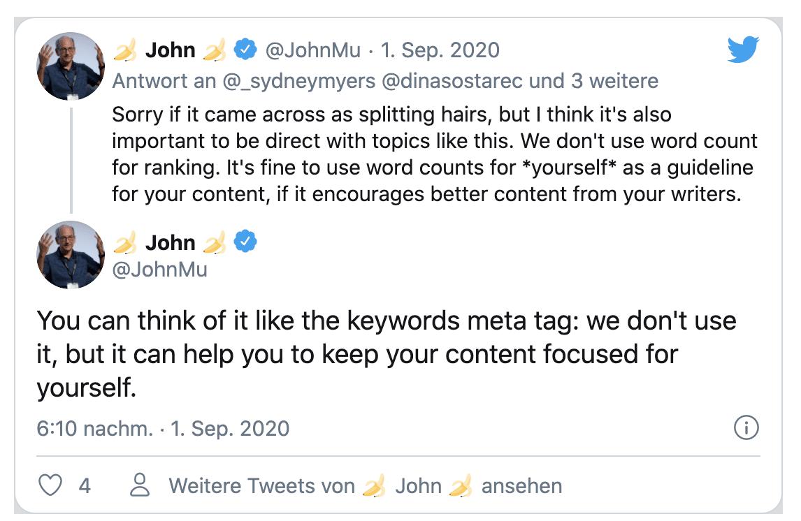 John Müller Google