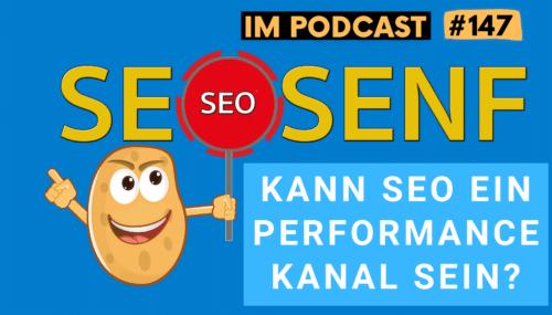 Kann SEO ein Performance Kanal sein? So funktioniert SEO bei McMaKler #147